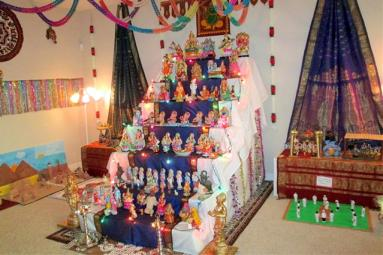 Significance Of Navaratri Golu Or Bommala Koluvu