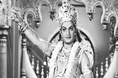Actor Nandamuri Taraka Rama Rao