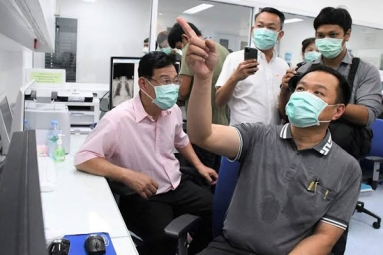 Thai doctors might have a possible cure for coronavirus
