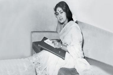 Evergreen Beautiful Actress Savithri