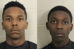 2 men charged with murder of a college student