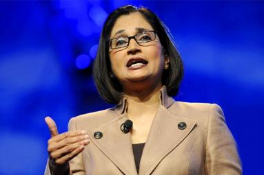 Padmasree Warrior not among the Cisco's new executive leadership team},{Padmasree Warrior not among the Cisco's new executive leadership team