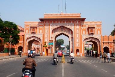 A tour to Pink City Jaipur!