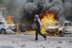 40 killed after violence triggers in Gaza