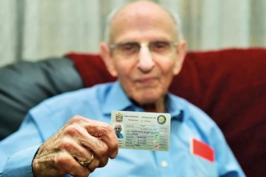 97-year-old Indian-origin Man may Become First Centenarian Driving on Dubai Roads