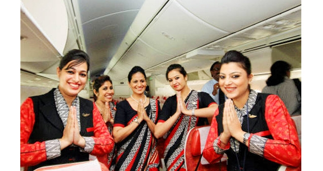 400 Air India air hostesses absconding},{400 Air India air hostesses absconding