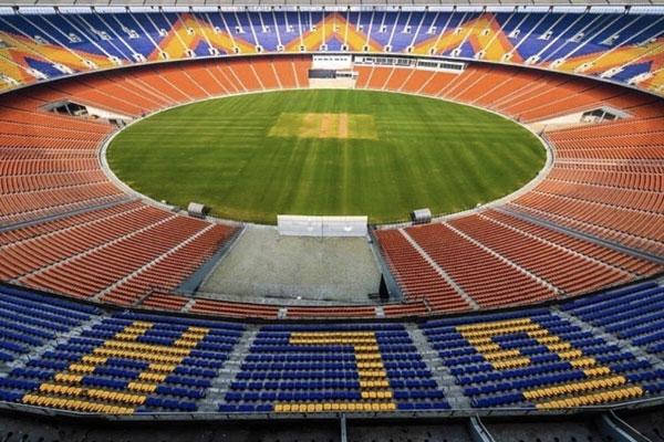 Ahmedabad's Motera becomes world's biggest stadium