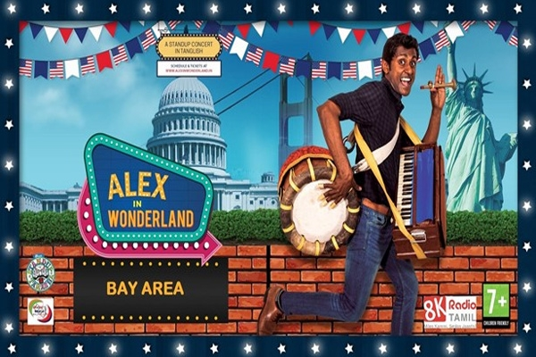 Alex in Wonderland Stand-up Comedy