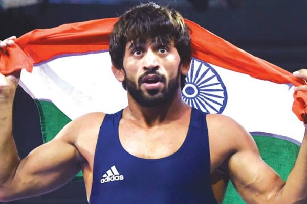 Indian Wrestler Bajrang Punia Appeals Indians to Support Him at Madison Square Garden