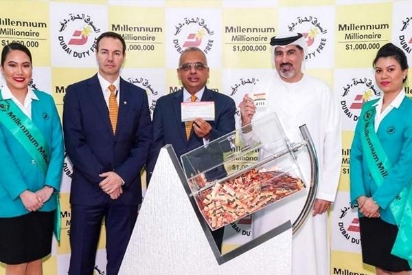 'Beyond Grateful': Indian Woman on Winning $1 Million Dubai Lottery