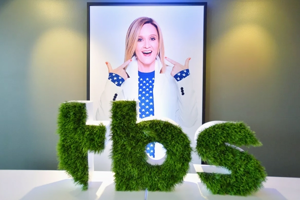 Comedian Samantha Bee Plugs Atlanta Charity the Giving Kitchen on 'Full Frontal'
