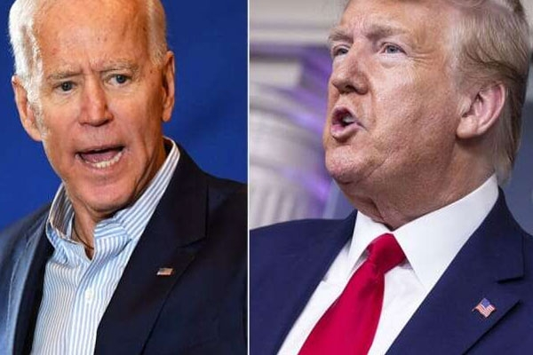 First Debate between Trump and Joe Biden on September 29