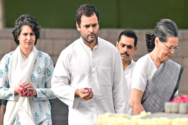Gandhi Dynasty Responsible for Death of Congress, Claims Economist