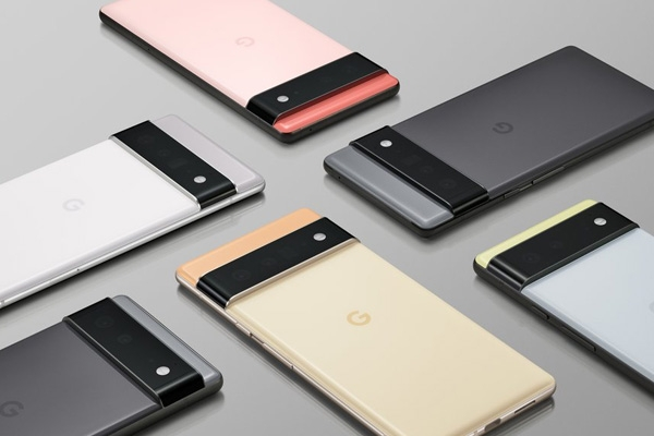 Google Pixel 6 Series to be Launched today