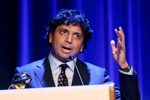 Indian American Filmmaker M. Night Shyamalan Speaks His Love for Original Movies