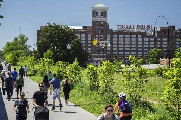 International Visitors in Atlanta Grow 5 percent