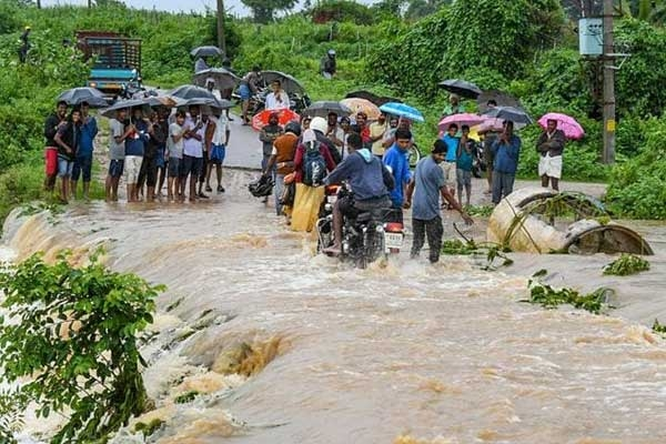 Kerala Rains: Death Toll Rises to 42, over 1 Lakh Evacuated