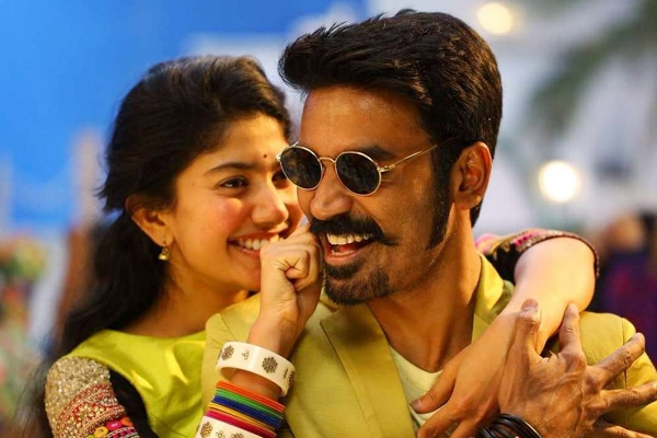 Watch: Making Video of Dhanush-Sai Pallavi's 'Rowdy Baby' Released