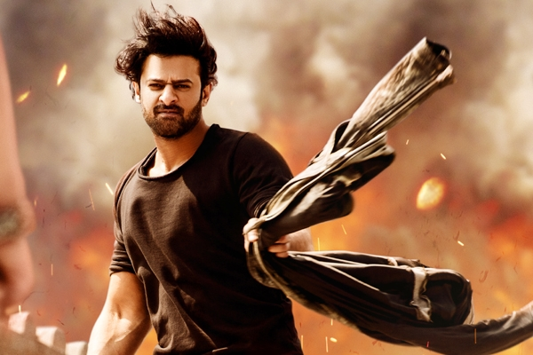 Saaho Ten Days Telugu States Collections
