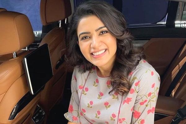 Samantha To Sign A Telugu Web Series