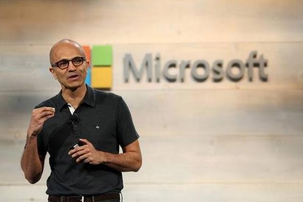 Microsoft's CEO Satya Nadella Rakes in $35 Million in Share Sale