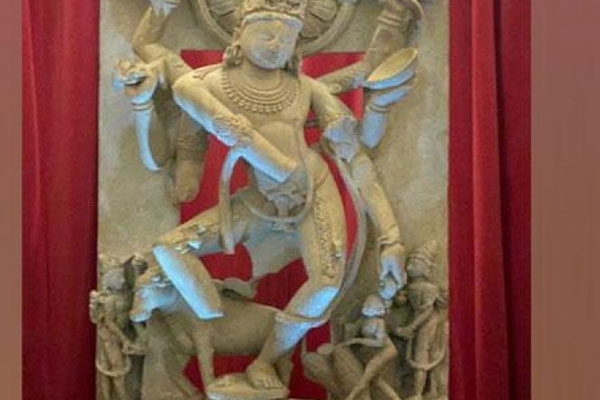 UK to Return the Stolen Lord Shiva Statue to India