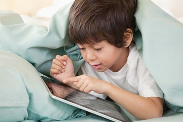 Technology Harming children's Communication Skills