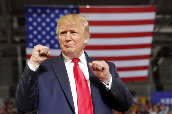 Trump Permanently Banned From Twitter