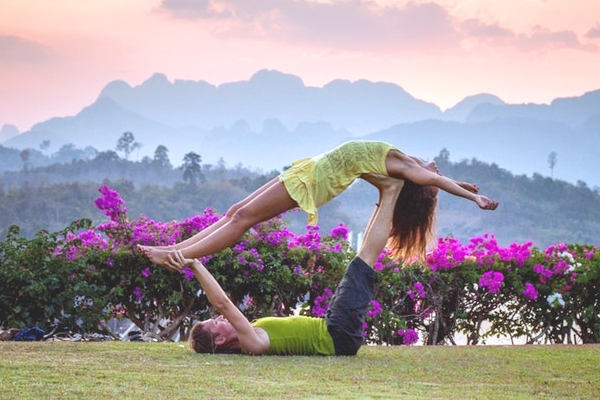 International Day of Yoga 2019: Here's How Yoga Can Improve Your Sex Life