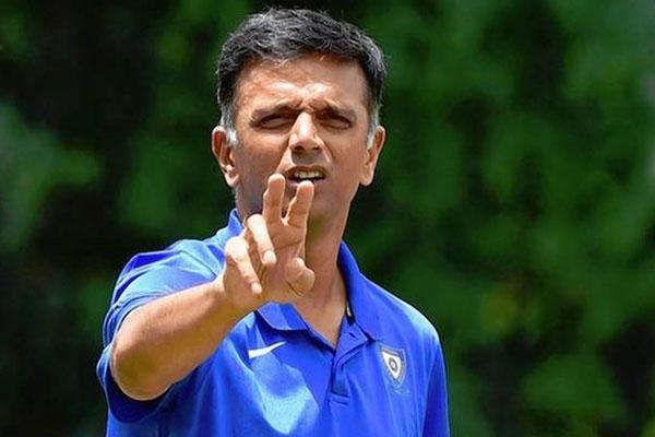 Rahul Dravid to lead Team India as Head Coach